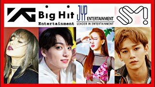 [TOP 15] KPOP Most Subscribers Channels On YouTube (APRIL 2019)