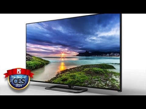 Best HDTV at CES 2014: Vizio 120-Inch Reference Series UHDTV