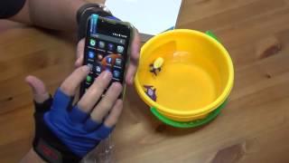 Самый честный тест ударопрочного и водонепроницаемого телефона
