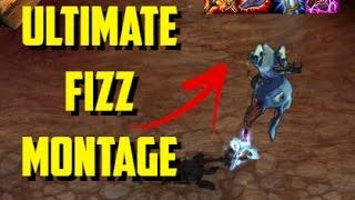 download lagu Ultimate Fizz Montage  League Of Legends gratis