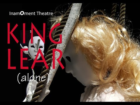 Bob Young talks about King Lear (Alone) on Salford City Radio
