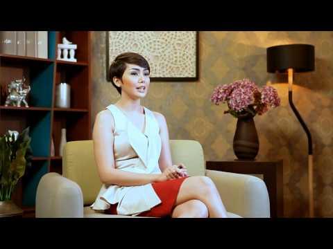 Love Birds - Arie Untung & Fenita Arie (part 1 Of 5) video