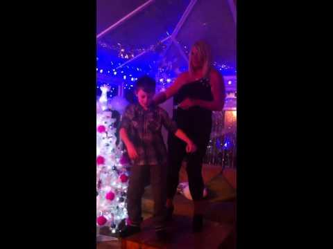 Crazy table dancing :) 2012