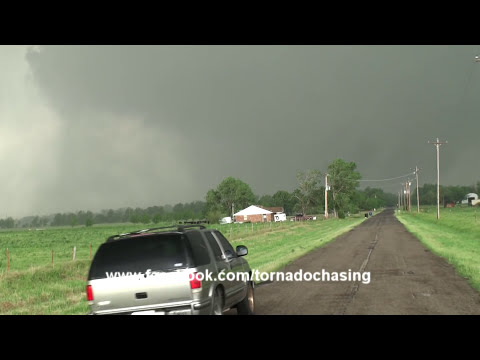 Deadly, Violent Moore Oklahoma Wedge Tornado May 20th 2013