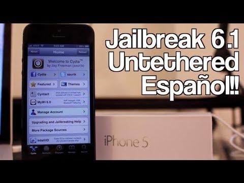 Jailbreak 6.0 - 6.1.2 Untethered (Para Todo iDevice) Español!!!!