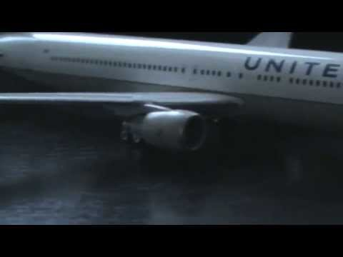 Gemini Jets United 767-300W