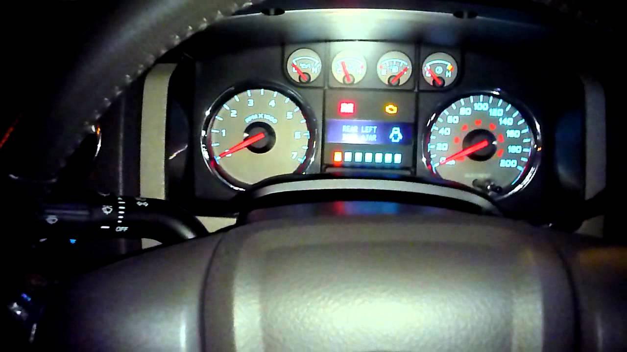 2010 F150 Led Light Conversion Youtube