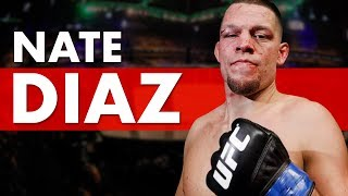 Why It's Hard To Be A Nate Diaz Fan