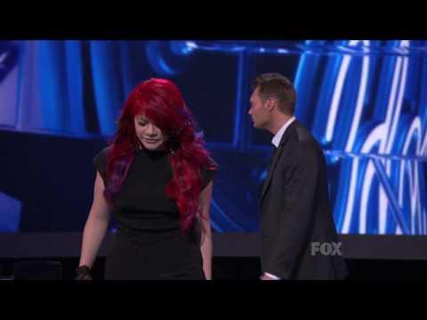 [HD] Allison Iraheta - Scars (Live from American Idol 2-25-2010)