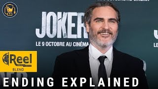 Joaquin Phoenix on the Joker Ending