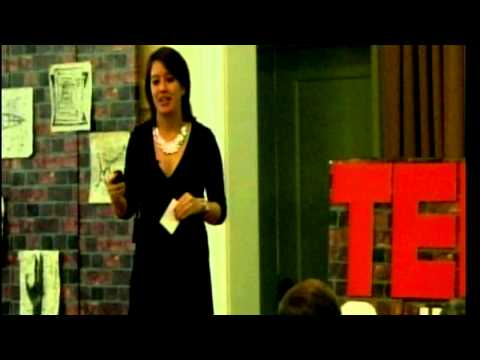 Preparing Young Minds for Innovation: Bailey Thomson at TEDxCollegeofWilliam&Mary