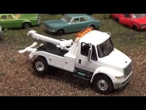 Greenlight Durastar 4400 Tow Trucks!!