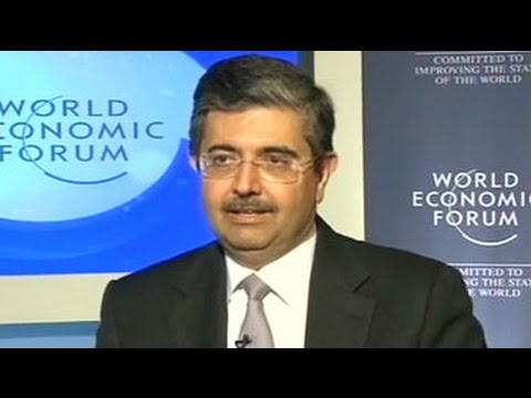 Stock markets have moved ahead of real economy: Uday Kotak