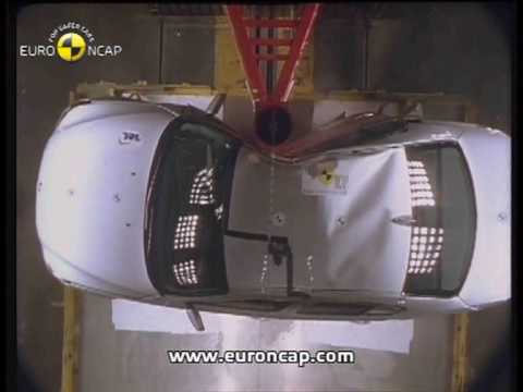 Euro NCAP | BMW 5 Series | 2004 | Crash test