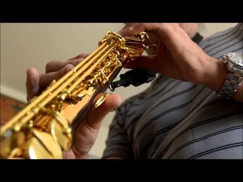 Bach sonate en mi bemol pour clarinette & piano
