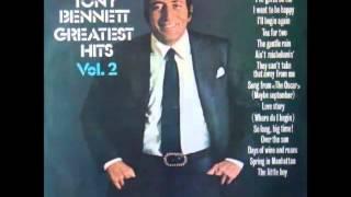 Watch Tony Bennett Spring In Manhattan video