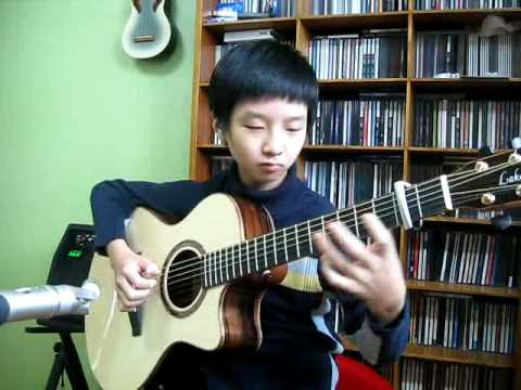 (michael Jackson) Billie Jean - Sungha Jung video