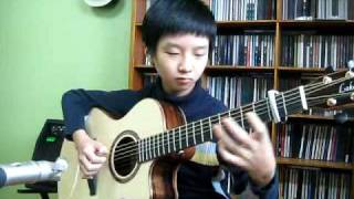 Michael Jackson Billie Jean Sungha Jung