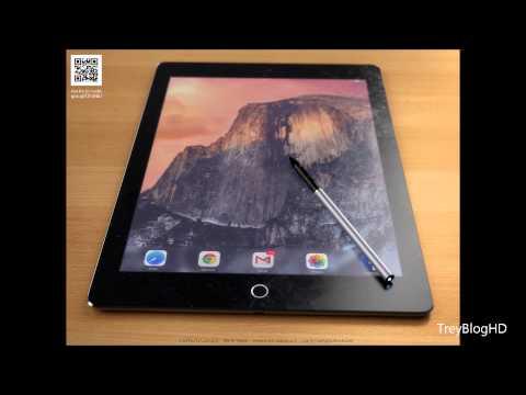 iPad Pro With Apple Stylus