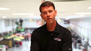 Jason Ratcliff Discusses Qualifying verses Race Trim