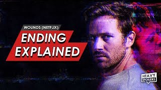 Wounds: Ending Explained Breakdown + Full Movie Spoiler Talk Review & Curse Meaning