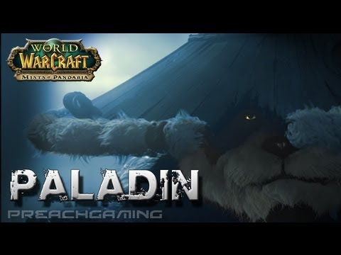 Protection Paladin Guide Update 5.2
