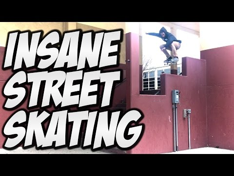 AWESOME NEW SKATERS !!! - A DAY WITH NKA -