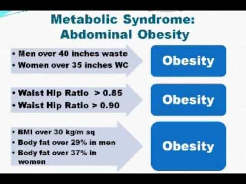 Metabolic Syndrome: What Does Metabolic Syndrome Mean? Part II