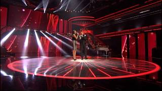 Aleksandra Prijovic i Ljubomir Perucica - Treba vremena - FS - (TV Prva 14.01.2015.)