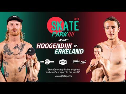 Game of SKATEpark - Game #6 - Erkeland vs Hoogendijk