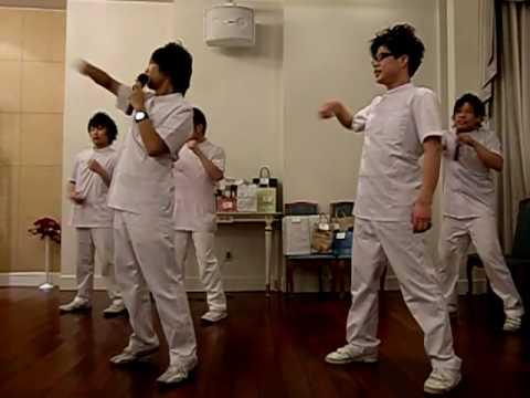 嵐の「Love so sweet」ダンス~結婚式2次会にて~