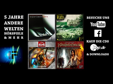 Innovative Fiction - 5 Jahre andere Welten...