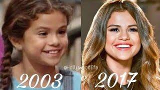 Selena Gomez - Acting Evolution 2003/2017
