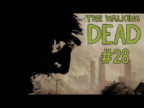 SEWER - The Walking Dead Episode 4 - Part 28 [Walkthrough / Gameplay]