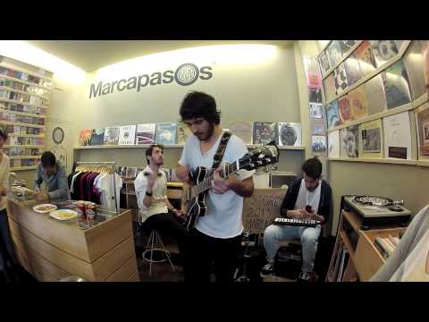 Royal Mail - You'll be fine (acustico)