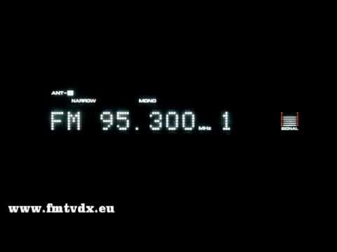FM DX sporadic E in Holland: Algeria 95.3 MHz Radio M'Sila ?