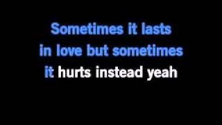 Karaoke Hitz Someone Like You Originally By Adele Instrumental