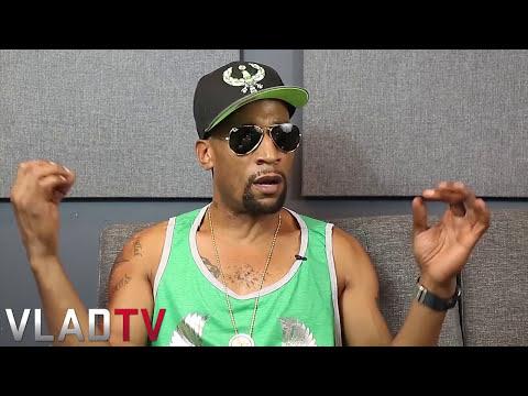 Lord Jamar: Chris Brown Needs to Stop the Gang Sh*t