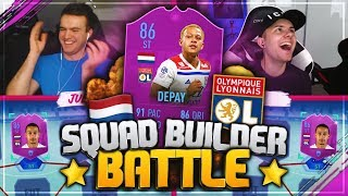 FIFA 19: 86 SBC DEPAY Squad Builder Battle vs GamerBrother! 😱🔥
