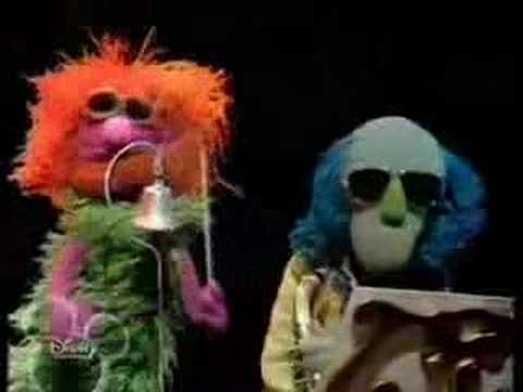 The Muppet Show - Sax and Violence Video
