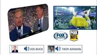 TV & Radio Calls of Minnesota Vikings Miracle TD on Last Play