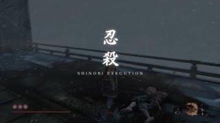 GENICHIRO BOSS FIGHT 2ND ENCOUNTER NG+! #Sekiro #PS4 #PS4SHARE