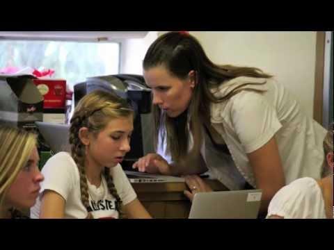 The 1:1 Laptop Program at Flintridge Sacred Heart Academy