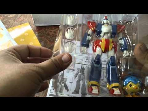 ROBOT Damashii Doraemon - Nobita and the Steel Troops - Zanda Cross ザンダクロス [HD] thumbnail