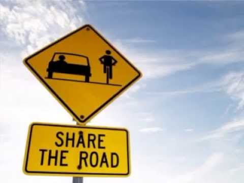 Podcast building- Share the Road