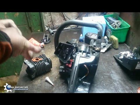 Бензопила партнер 350 s ремонт своими руками 85
