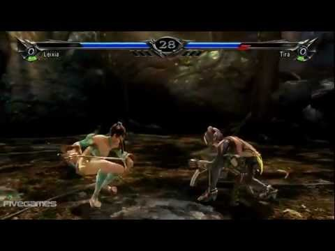 Soul Calibur V - Boost your Online Experience DLC [HD]
