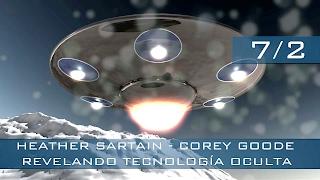 TECNOLOGÍA OCULTA CON HEATHER SARTAIN, DAVID WILCOCK Y COREY GOODE