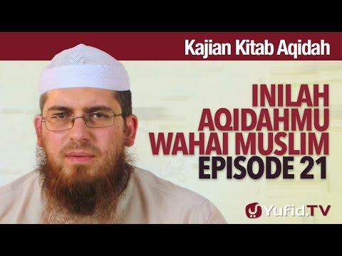 Serial Kajian Aqidah: Episode 21 - Syaikh Abdurrahman Bin Muhammad Musa Alu Nasr