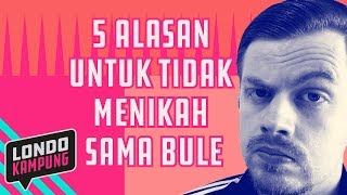 Download Lagu 5 Alasan Untuk Tidak Menikah Sama Bule (JAREKU #2) Gratis STAFABAND